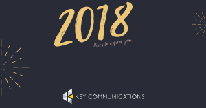 Key Communications happy new year!